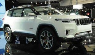 Jeep e Chevrolet inovam com conceitos em Xangai