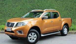 Buenos Aires: Nissan anuncia dois conceitos da Frontier