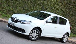 Renault Sandero 1.0 melhora em diversos aspectos