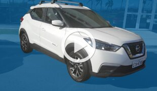 Primeiro contato: Nissan Kicks S CVT