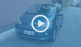 Primeiro contato: Volkswagen up! Move up! I-Motion