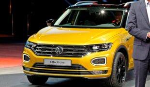 Frankfurt: SUVs se destacam com os novos Duster e T-Roc