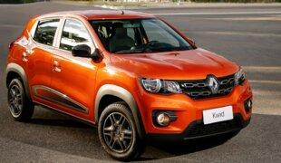 Renault Kwid fica em sexto na quinzena de setembro