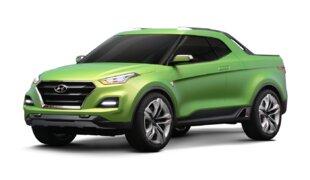 Picape do Hyundai Creta pode chegar em 2019 no Brasil