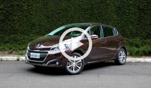 Primeiro contato: Peugeot 208 Griffe