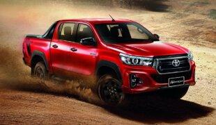 Toyota apresenta nova Hilux 2018 reestilizada