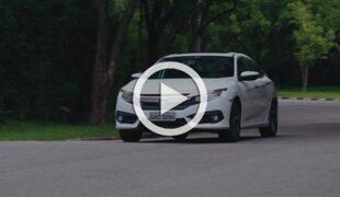Honda Civic: mostramos o que você só percebe dirigindo