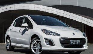 Peugeot convoca 308 e 408 por risco de incêndio