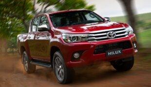 Recall: Toyota convoca Hilux, SW4 e Prius