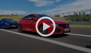 Honda Civic Si | Lançamento e primeiro contato