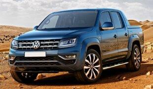 VW Amarok passa Ford Ranger entre picapes mais vendidas