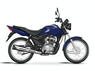 Honda Cg 125 Fan 2008