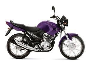 Yamaha Ybr 125 Factor K 2011