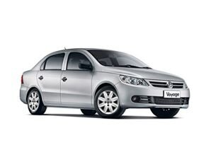 Volkswagen Voyage 1.6 Total Flex 2012