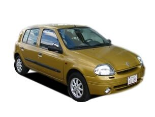 Renault Clio Hatch. 1.0 16V Alize 2003