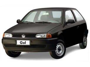 Volkswagen Gol 1.0 MI 1998