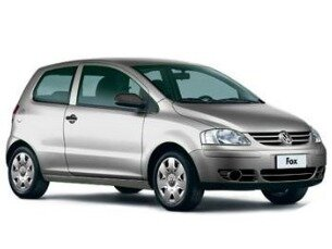 Volkswagen Fox City 1.0 8V (Flex) 2007