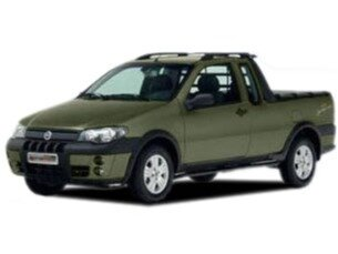 Fiat Strada Adventure 1.8 8V (Flex) (Cab Estendida) 2007
