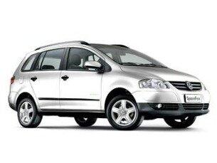 Volkswagen SpaceFox Comfortline 1.6 8V (Flex) 2008