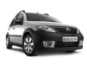 Citroen C3 XTR 1.4 8V (flex) 2008