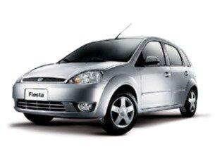 Ford Fiesta Hatch 1.0 2006