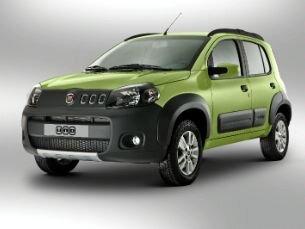Fiat Uno Way 1.4 8V (Flex) 4p 2011