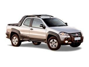 Fiat Strada Adventure 1.8 8V (Flex) (Cab Dupla) 2009