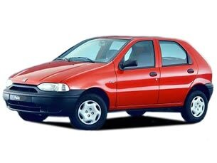 Fiat Palio Young 1.0 8V Fire 4p 2002
