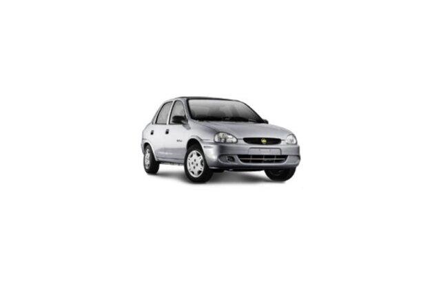 Chevrolet Classic 2008