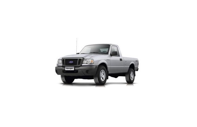 Ford Ranger (Cabine simples-Estendida) 2012