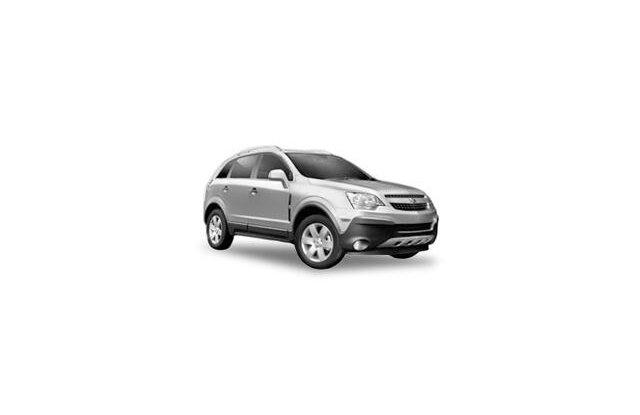 Chevrolet Captiva 2009