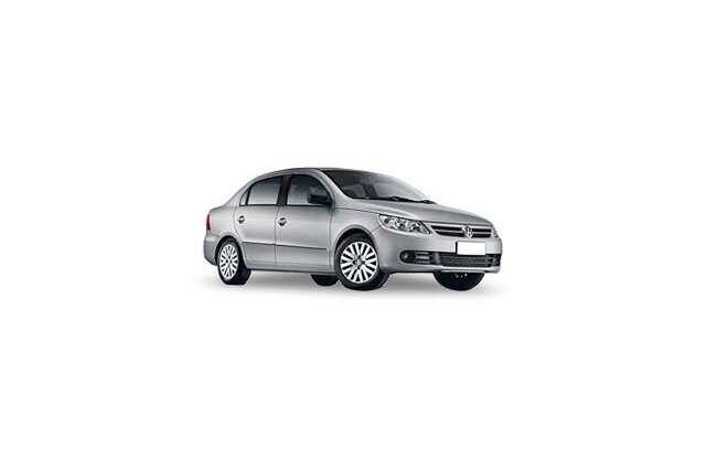 Volkswagen Voyage 2010