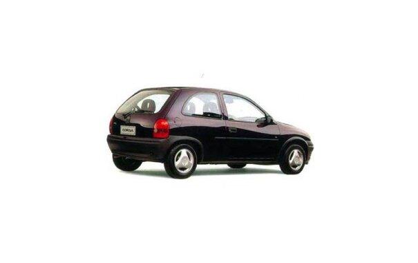 Chevrolet Corsa Hatch 2002