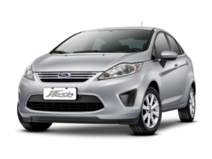 Ford New Fiesta Sedan 2011  Opinião do Dono.  131b741a6c292