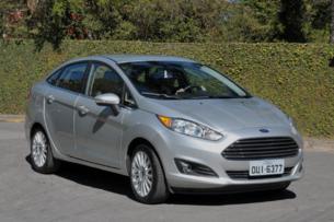 Ford New Fiesta Sedan 2016  Opinião do Dono.  3755206ad8086