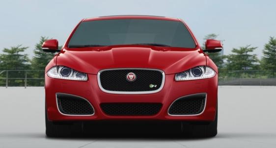 Jaguar XF 3.0 V6 S/C Portfolio 2014
