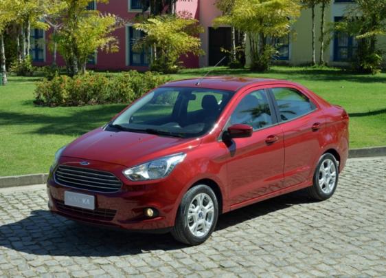 Ford Ka Sedan Se V Flex