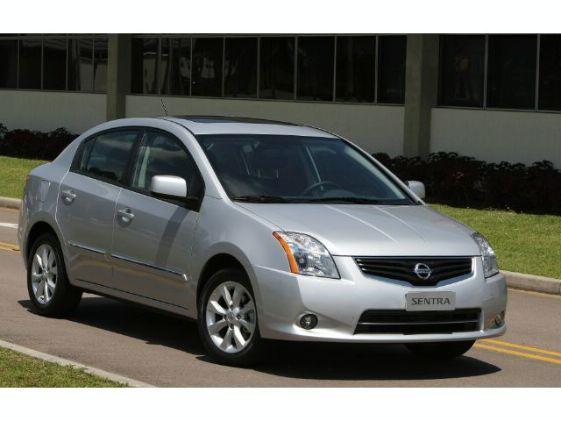 Nissan Sentra SR 2.0 16V (Flex) 2012