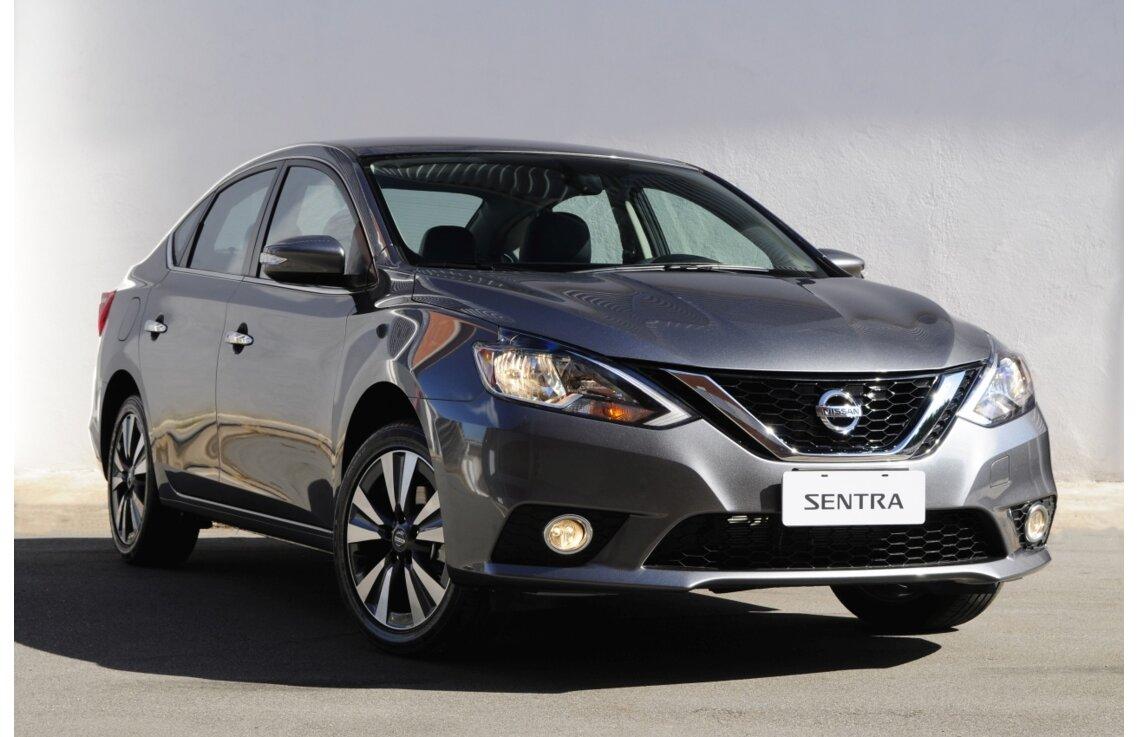 Nissan Sentra Sv 2 0 Cvt Flex 2019 Fotos E Videos Icarros