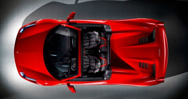50344ee902 ... 458 Italia Spider 4.5 V8, 458 4.5 Speciale DCT. Alterar versão. Fotos.  Carregar mais fotos