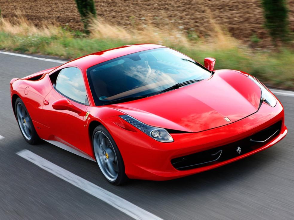 138a55cce2 Fotos e Vídeos. Selecione uma versão, 458 Italia 4.5 V8, 458 Italia Spider  ...