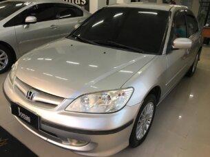 Attractive Honda Civic Sedan EX 1.7 16V (Aut)