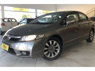 Honda New Civic LXL 1.8 I VTEC (Couro) (Flex)