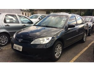 Wonderful Honda Civic Sedan LXL 1.7 16V (Aut)