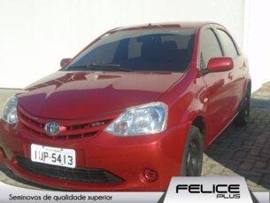 Toyota Etios Sedan A Venda Em Santa Cruz Do Sul   RS | ICarros