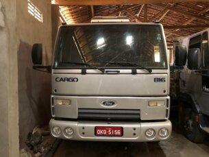Ford Cargo 816 A Venda Em Todo O Brasil Icaminhoes