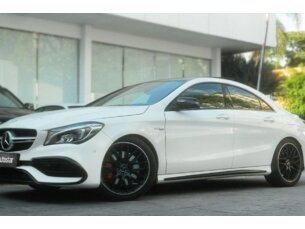 Mercedes Benz CLA 45 AMG 4Matic DCT