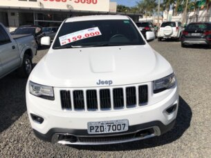 Grand Cherokee 3.6 V6 Limited 4WD   2015