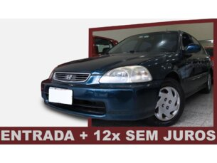 Marvelous Honda Civic Sedan LX 1.6 16V (Aut)