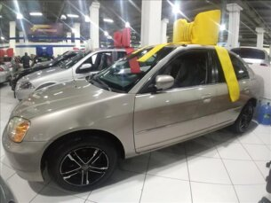 Charming Honda Civic Sedan EX 1.7 16V